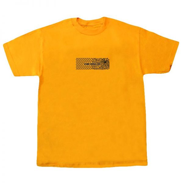 Weaver Tee Gold - Curb Crawlers