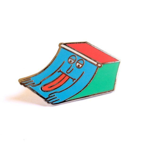 Heyaidan Quarterpooper Pin